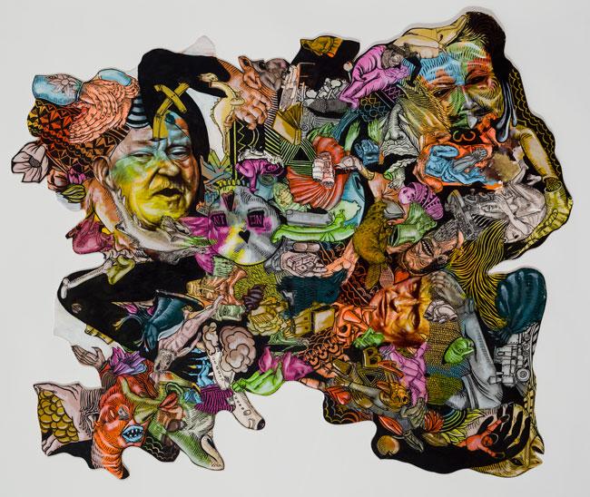 Derek-Mehaffey-(aka-OTHER)-«No-In»-(2010)-technique-mixte-sur-bois-(120cm-x-142cm)s